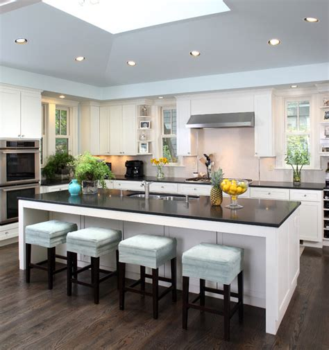 modern kitchen with island designs contemporary kitchen afreakatheart