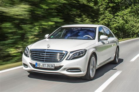 2015 S550 Mercedes 2015 mercedes s550 in hybrid front view in