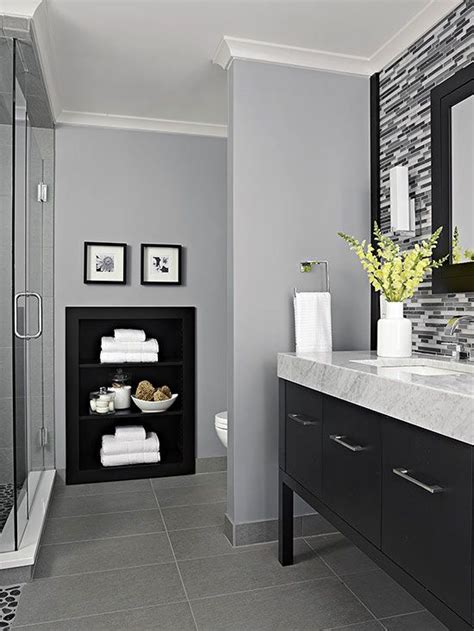 black and grey bathroom ideas 17 best ideas about gray bathrooms on gray and