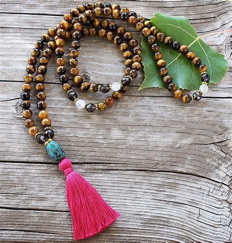 mala use magnetizing mala necklace designs