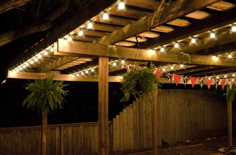 exterior string lights commercial commercial outdoor string lights home lighting
