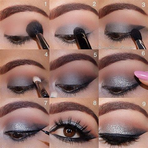 makeup step by step step by step eye makeup pics my collection