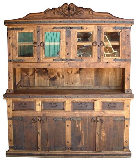 rustic china cabinet rustic kitchen hutch rustic china cabinets and hutches