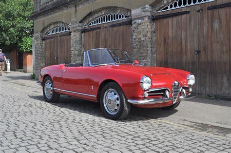 1965 Alfa Romeo Giulia by 1965 Alfa Romeo Giulia 1600 Spider Coys Of Kensington