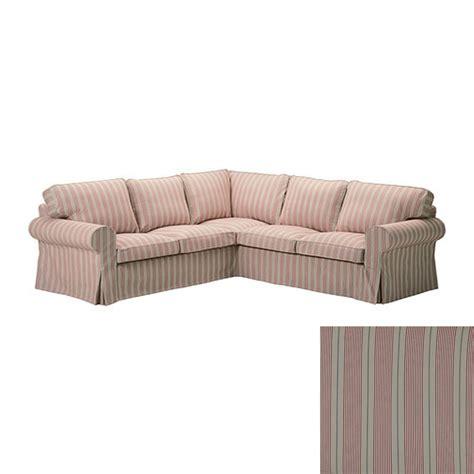 corner sofa slipcover ikea ektorp corner sofa slipcover cover mobacka ticking