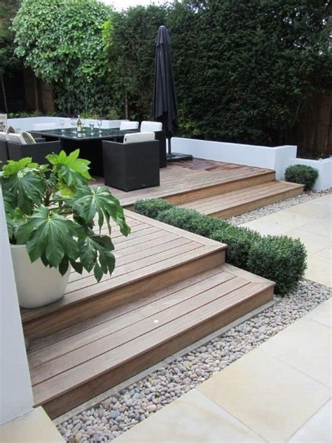 patio and decking designs 25 best low deck ideas on low deck designs