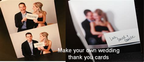 make your own wedding thank you cards he stole my so i stole his last name make your own