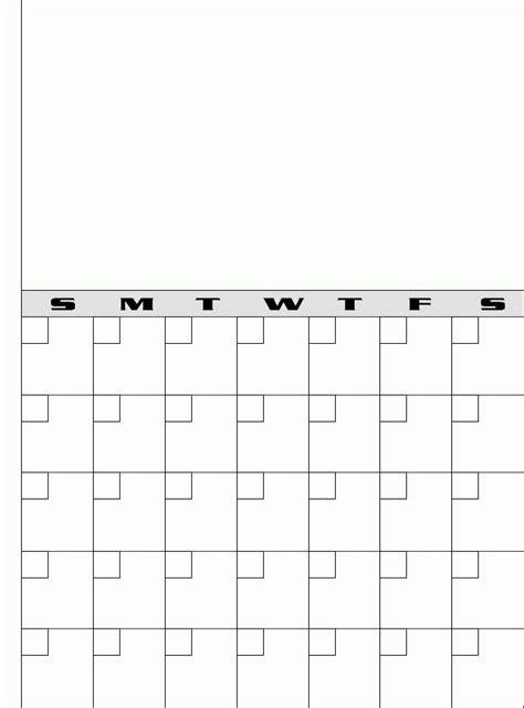 2015 print blank monthly calendar new calendar template site