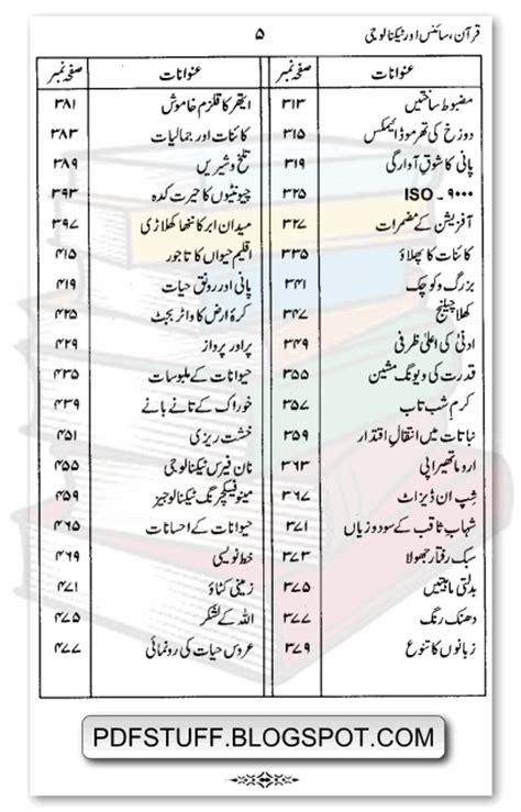 quran and modern science in urdu pdf anaralbine