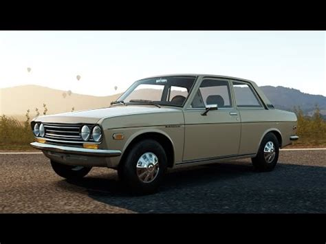 1970 Nissan Datsun 510 by Offroad Silly Builds 1970 Nissan Datsun 510 Forza