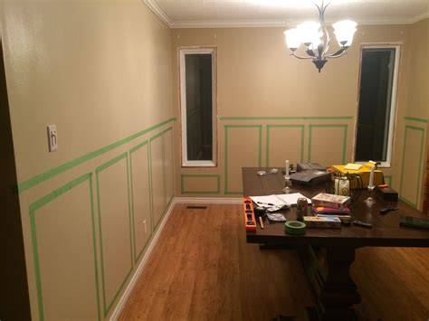 dining room wainscoting ideas dining room wainscoting beadboard vs image ideas for