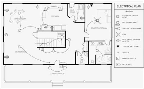 house plan drawing pdf 6 best electrical plan software free for windows