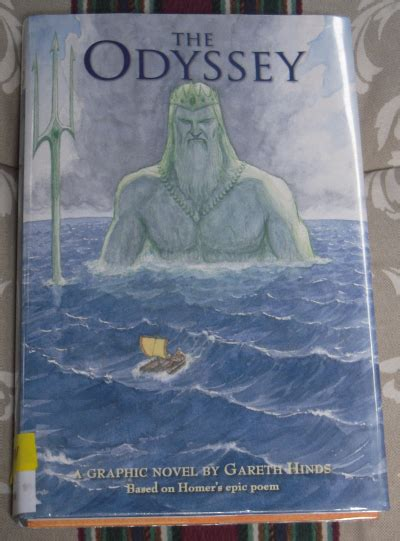 the odyssey picture book gluten free book club the odyssey poetry and graphic novel