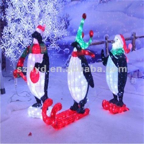 penguin lights decorations penguin lights decorations 28 images pictures on
