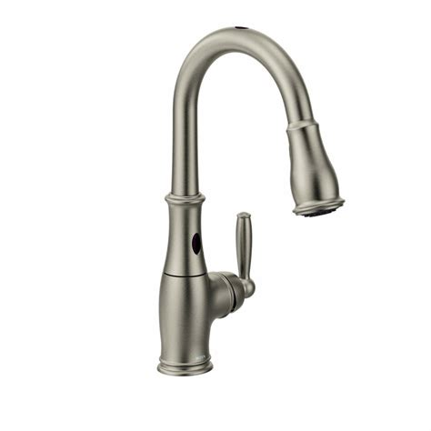 touch faucets kitchen best touchless kitchen faucet guide and reviews