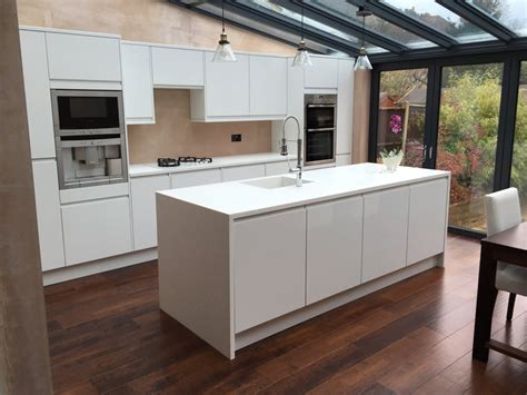 kitchen island worktops uk tristone antarctice worktop island with downturn legs