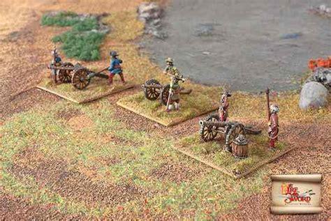 tmp 15mm muscovites ottoman light artillery released