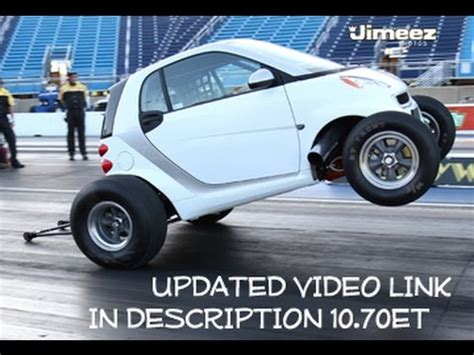 V8 Smart Car by Smart Car 0 60 Times Quarter Mile Times Smart Fortwo