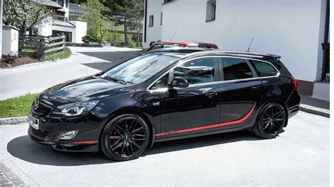 Opel Astra J by Opel Astra J Tuning
