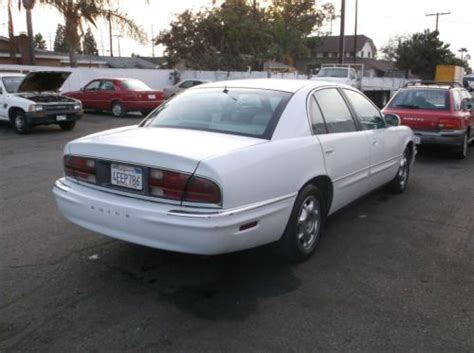 transmission control 1999 buick park avenue on board diagnostic system sell used 1999 buick park ave no reserve in orange california united states