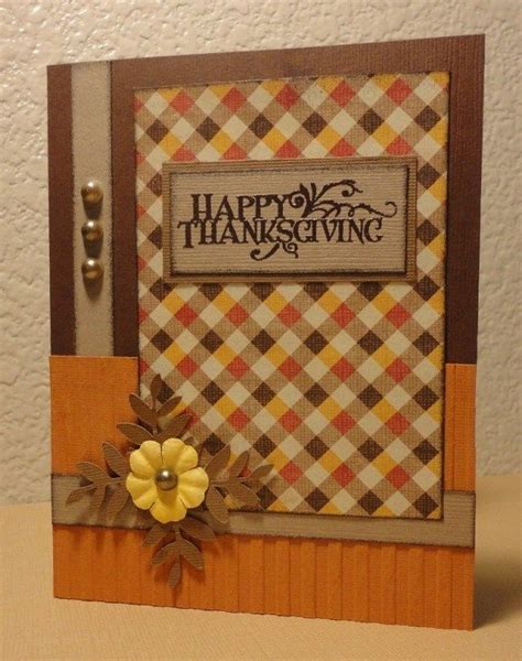 thanksgiving card ideas 1000 ideas about handmade thanksgiving cards on