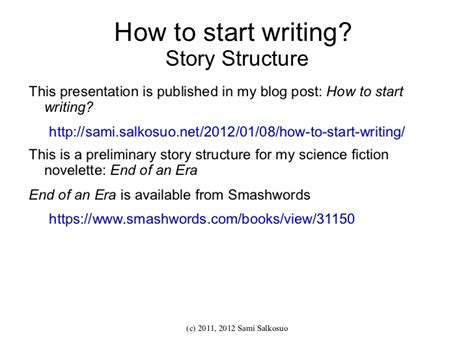 how to write a story book with pictures how to start writing story structure