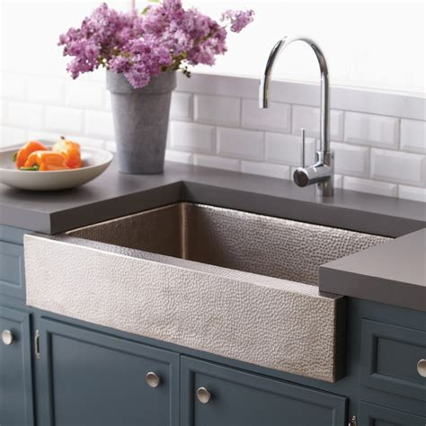 farm house kitchen sinks paragon single basin farmhouse kitchen sink trails