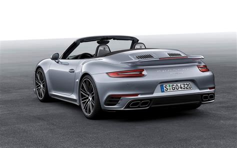 Porsche Turbo S by 2016 Porsche 911 Turbo S Cabriolet Wallpapers Hd