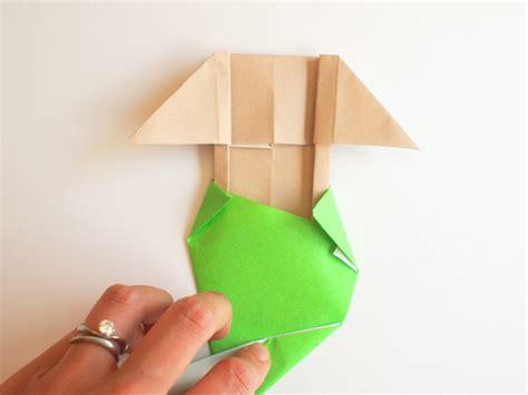how to make an origami mermaid uber origami mermaid pink stripey socks