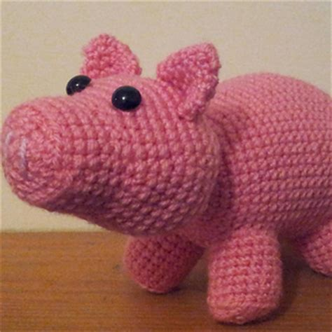 knitting patterns woody ravelry pig hamm from story pattern by day crochet