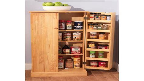 kitchen food storage cabinets wood storage cabinets with doors and shelves kitchen