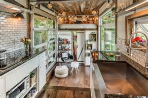 tiny homes interiors comfort and luxury in a tiny house format