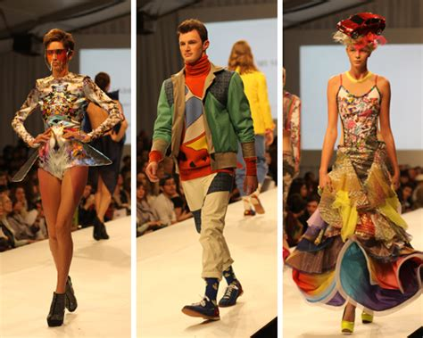 the painting fashion show saic s runway show henri bendel opens more eater