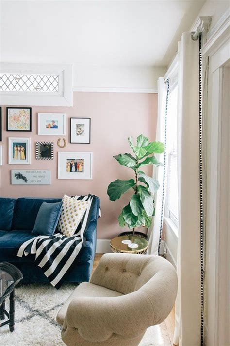 pink living room pale pink living rooms successful style ideas to make