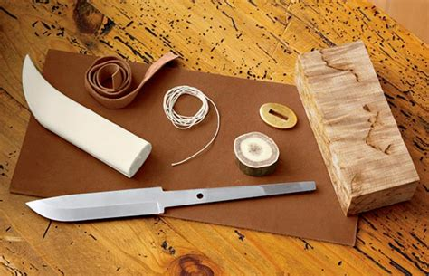 kits to make orvis knife kit lets you build your own puuca knife