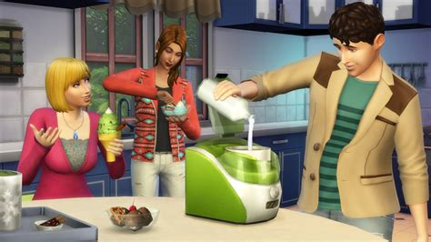 cool kitchen stuff the sims 4 cool kitchen stuff trailer released j station x
