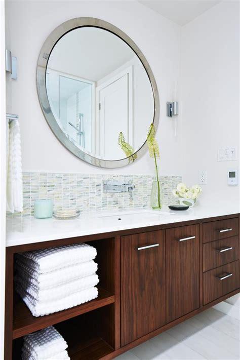 Spa Style Bathroom Vanity by Photo Page Hgtv