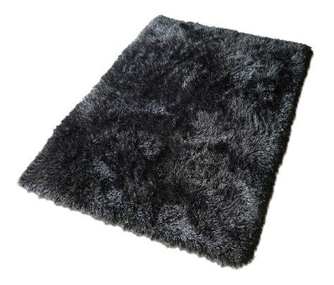 black shag rug black rugs roselawnlutheran