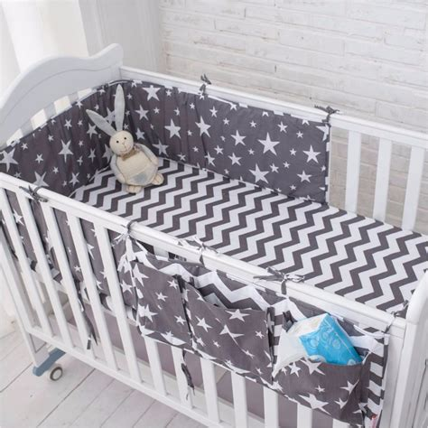 baby cot bed bedding sets grey bedding set multi functional baby safe sleeping