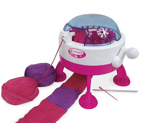 children s knitting machine teach your knitting how to use a kid friendly