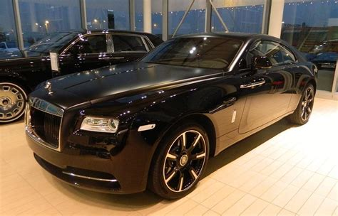Rolls Royce Limited by Rolls Royce Wraith Carbon Fiber Limited Edition