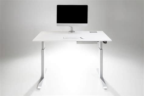 standing height table desk flextable height adjustable sit stand desk multitable