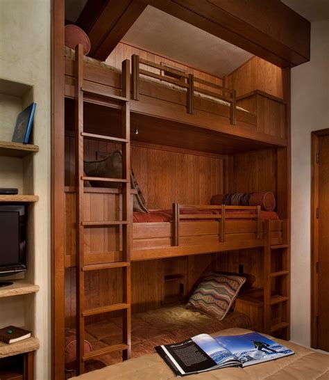 home built bunk beds built in bunk beds for a traditional with a bunk bed