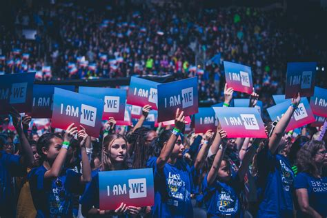 day nyc 2017 your vibes could send you a friend to we day in new