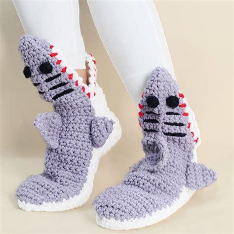 knitted shark socks shark socks knitted shark slipper socks rosegal