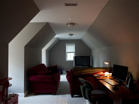 best paint colors for attic bedroom before after from attic to boys bedroom hgtv