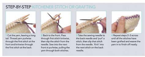 what is kitchener stitch in knitting knitting tutorials knitting free