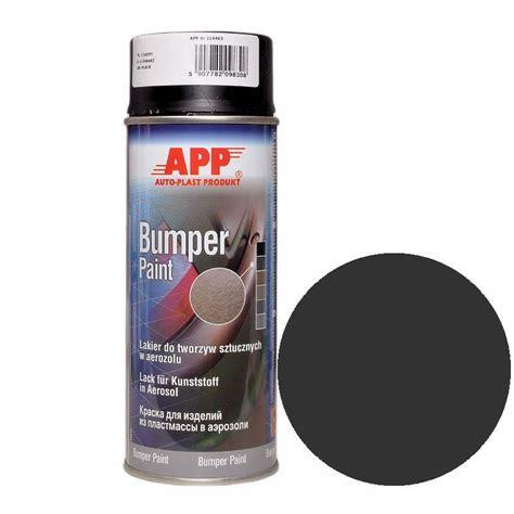 spray paint app app 1k bumper paint spray 400 ml licht grau f 252 r