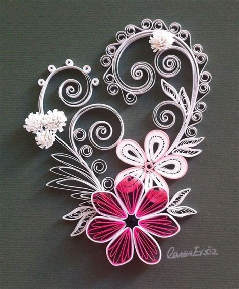 origami paper quilling 266 best images about quilling on