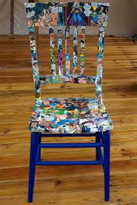 decoupage chair ideas 25 best ideas about decoupage chair on